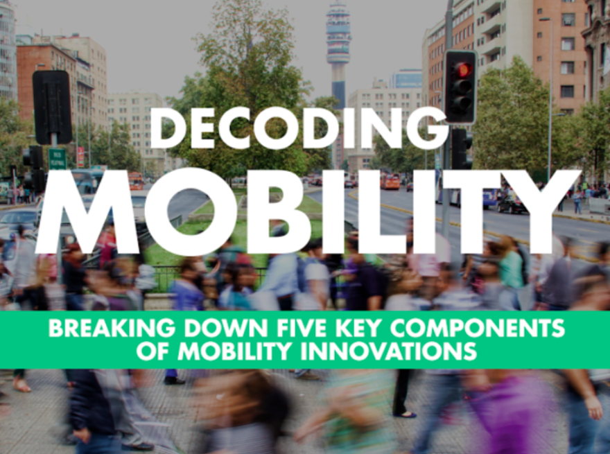 Decoding Mobility