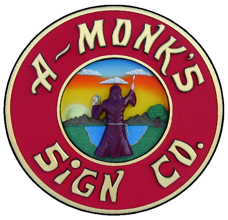 A-Monk's Sign Co.