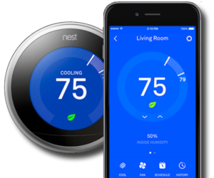 AirTek Services Nest Thermostat