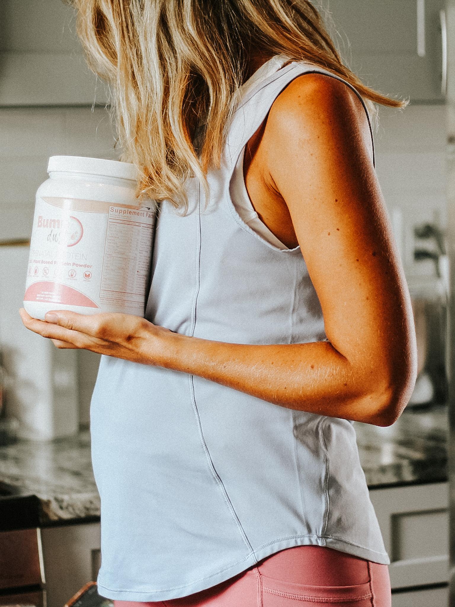 bump dust safe pregnancy protein powder