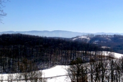 Sullivan County View of the Smoky Mountains