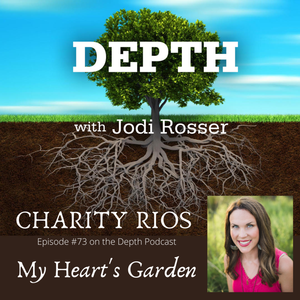 Charity Rios graphic