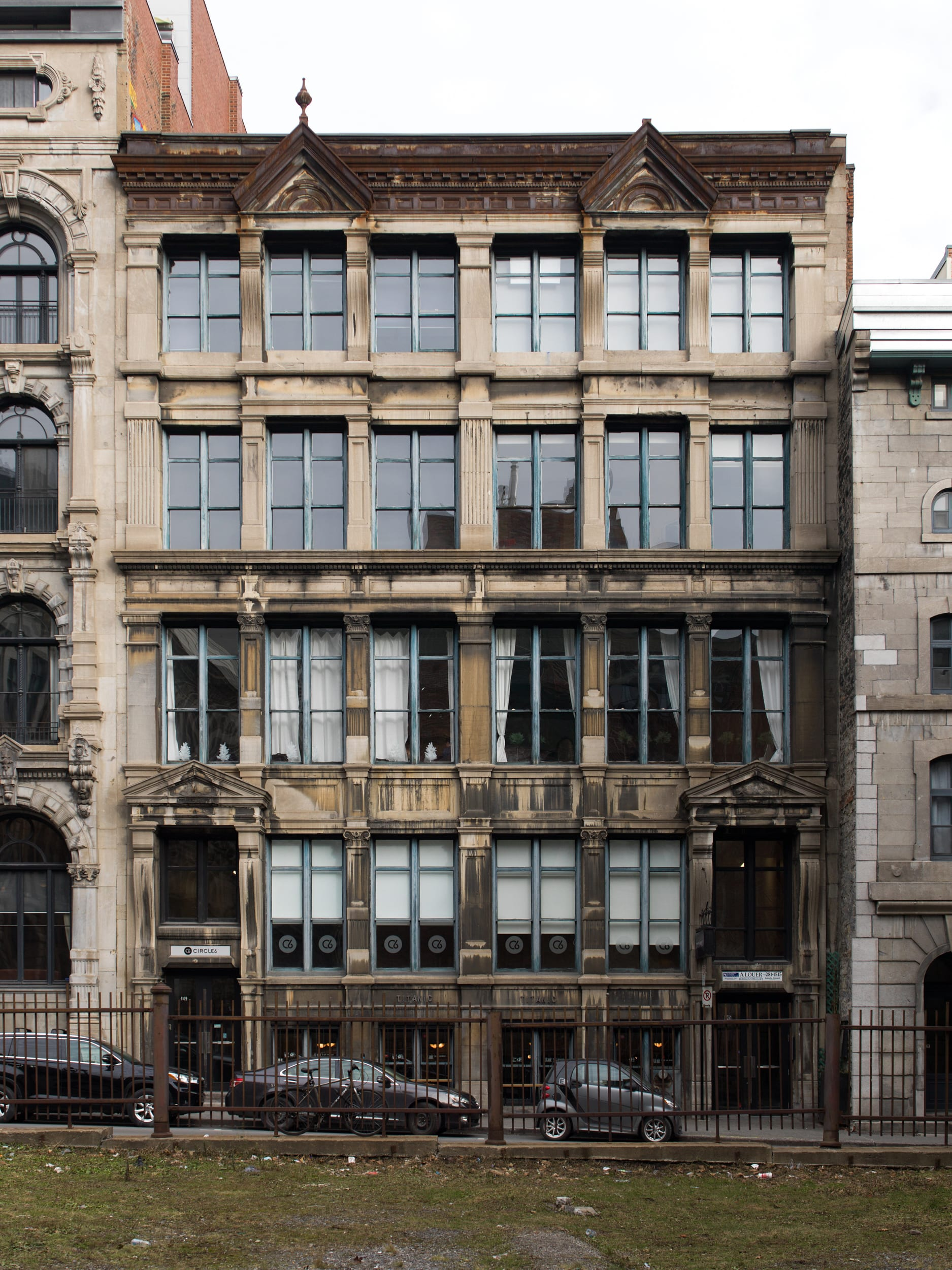 Montreal Windows–5