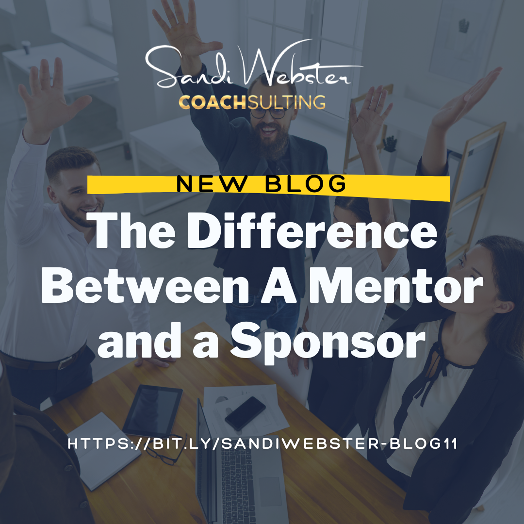 The difference between a mentor and a sponsor