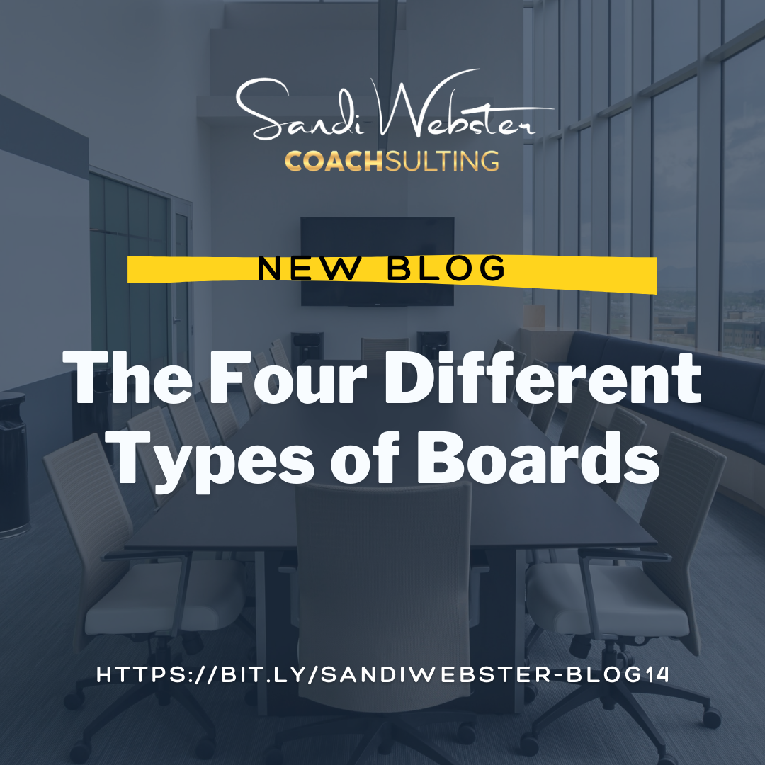 The Four Different Types of Boards