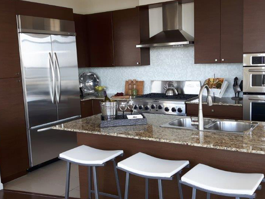 BC new west home staging