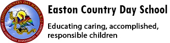 Logo for Easton Country Day School