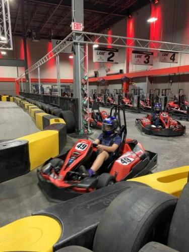 Go Karting Field Trip