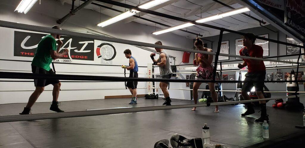 UFAI Western Boxing