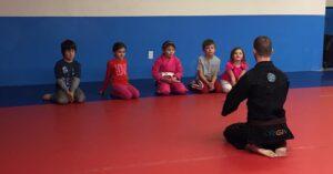 Kid's Class Martial Arts