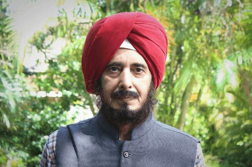 Prof. R. S. Bhogal