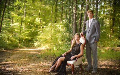 Formal Pictures- Morgan and Her Date