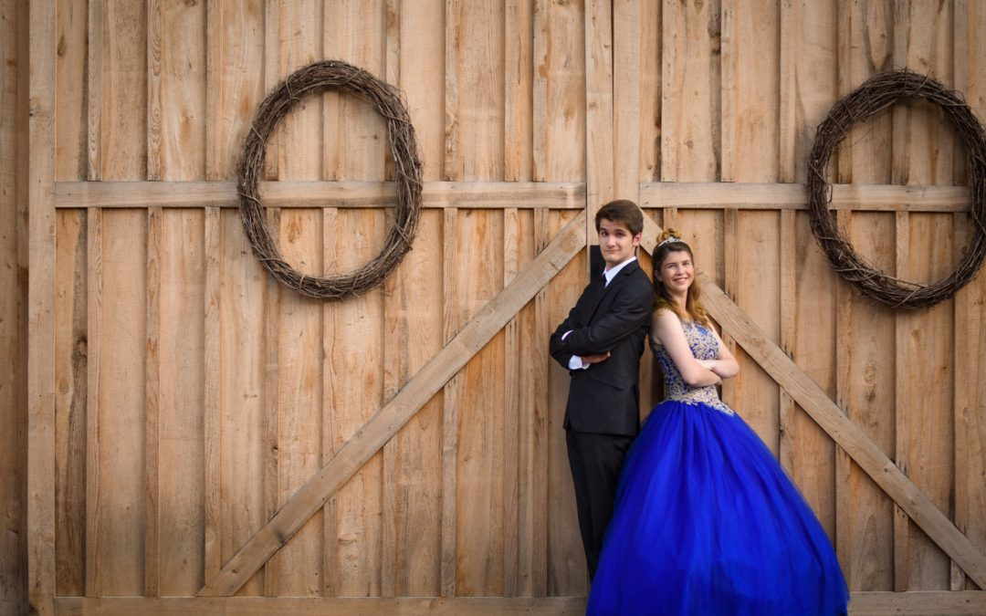 Prom Pictures- Katrina & Jonathan