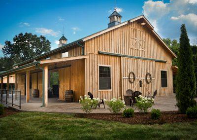 Boutique Event Venue Sage Creek Farm Barn
