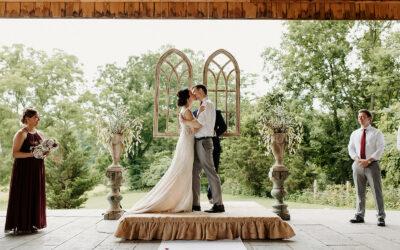 Michaela and Lucas Wedding