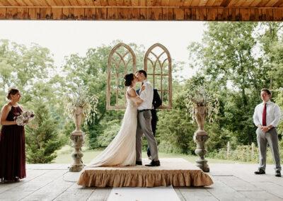 Michaela and Luca Wedding Ceremony 2