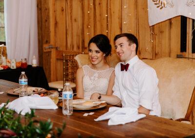 Michaela + Lucas Wedding Couple