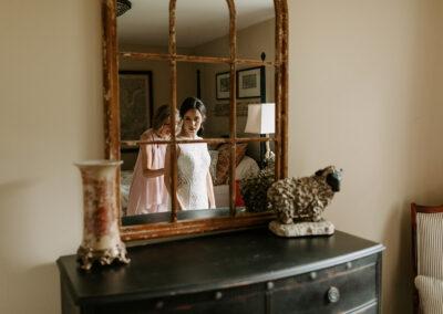 Michaela + Lucas Wedding Bride