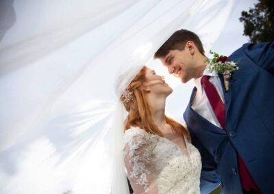 Jonathan and Katrina - our bride and groom