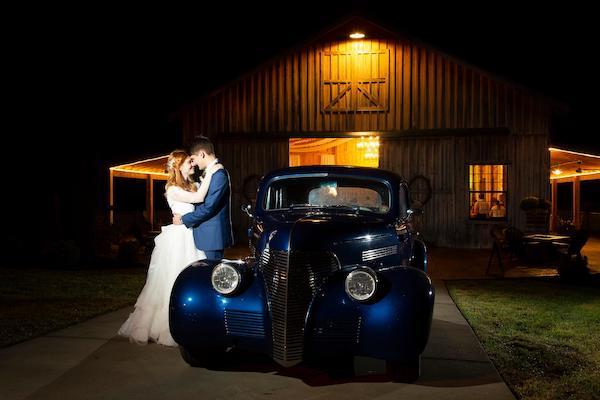 The Wedding of Jonathan and Katrina