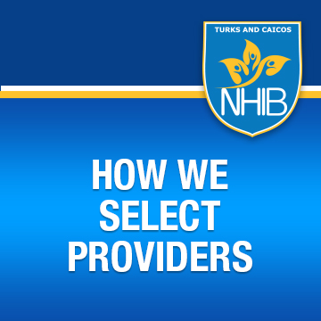 NHIP ICONS - HOW WE SELECT PROVIDERS