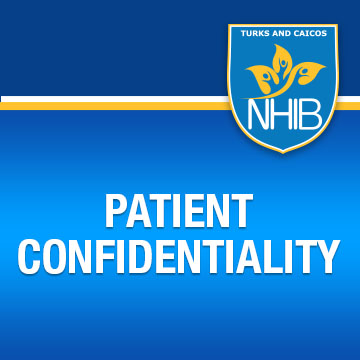NHIP ICONS - Patient Confidentiality