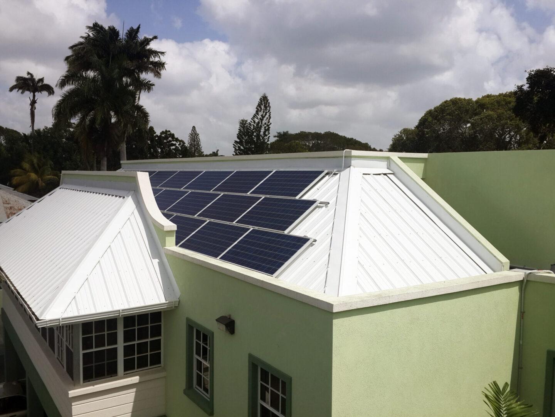 Barbados - (Installed locally)