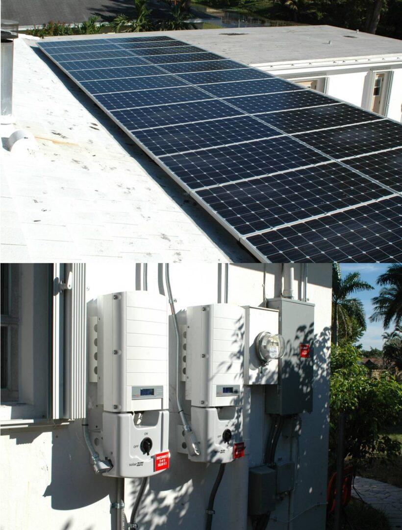 10kW Grid -tied System - Plantation, Florida