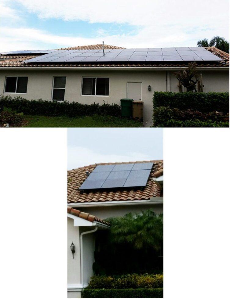 14kW Grid-tied System - Davie, FL