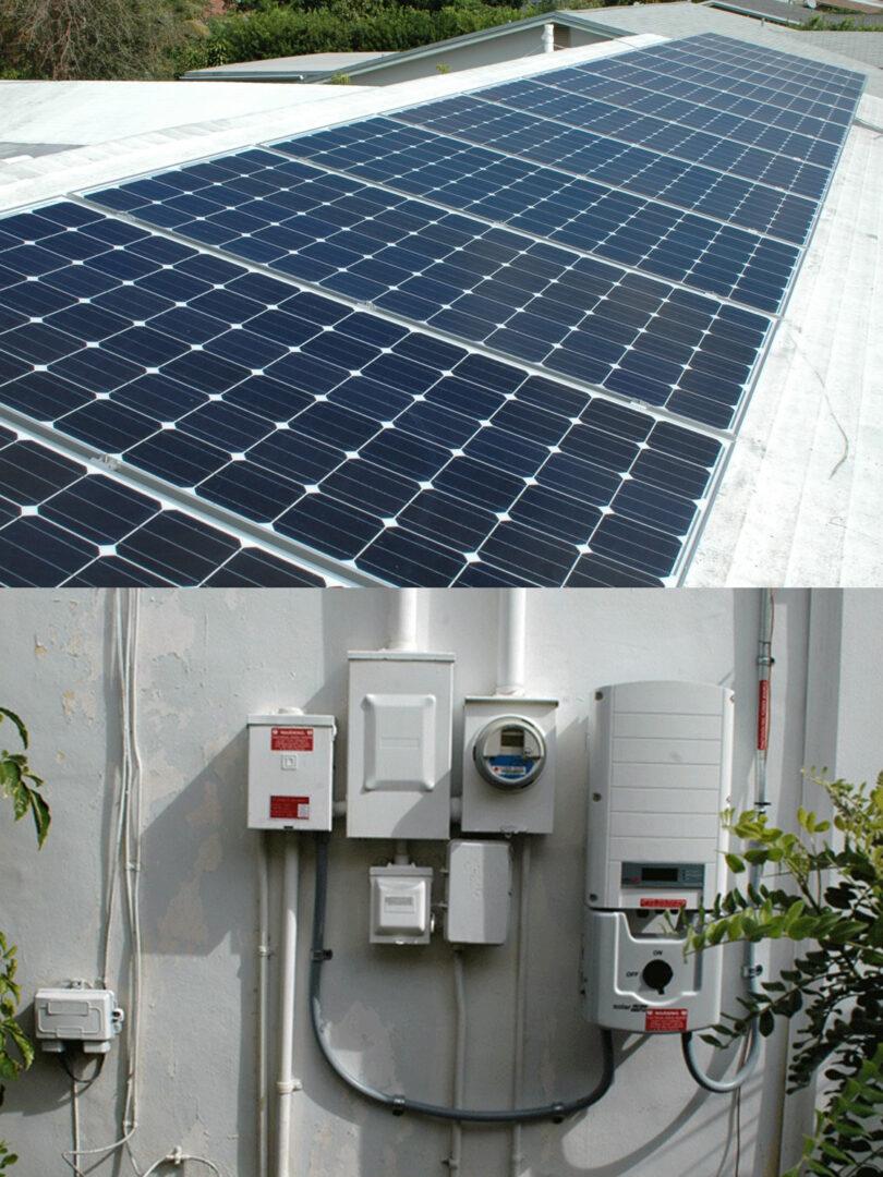3.9kW Grid Tied System - Hollywood, FL