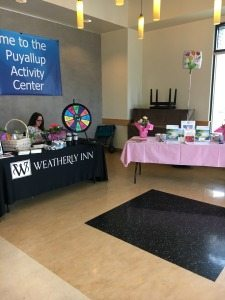 Elder Care Puyallup WA - Pancake Breakfast and Health Fair