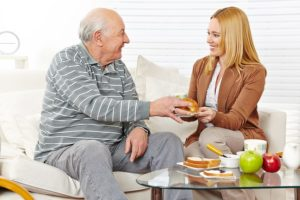 Elderly Care Bellevue WA - Bladder Health Awareness Month - Could Your Dad Have Problems He's Hiding?