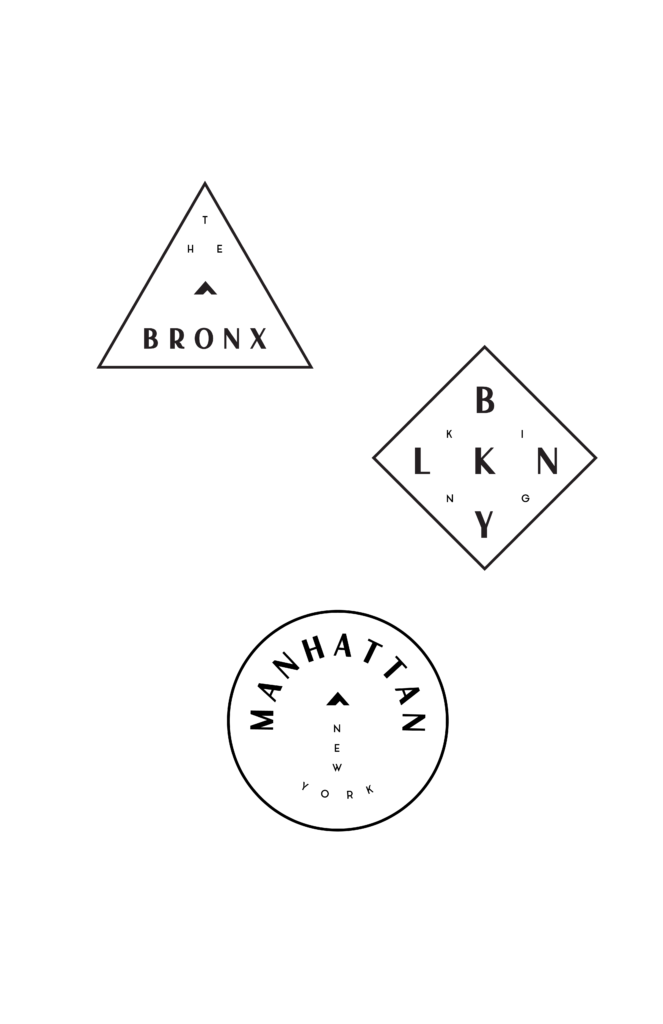 Secondary brand marks for The Deco