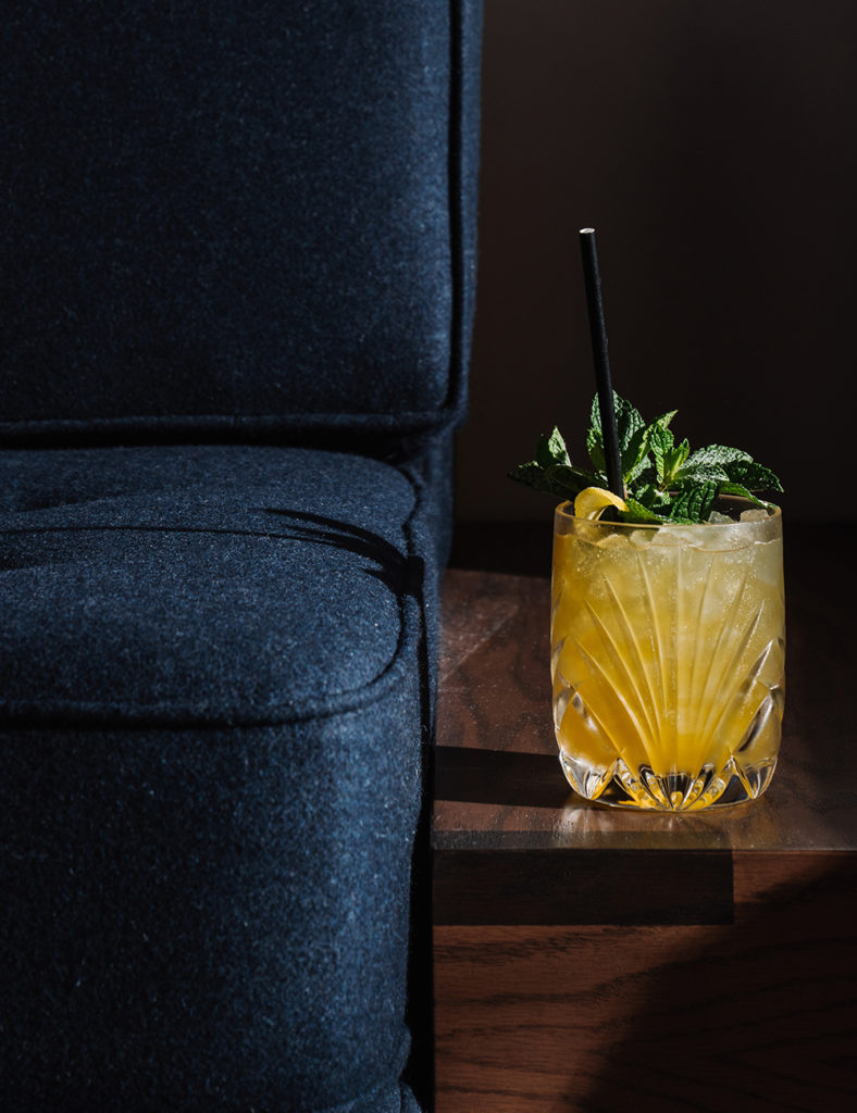 Cocktail at The Trade Room