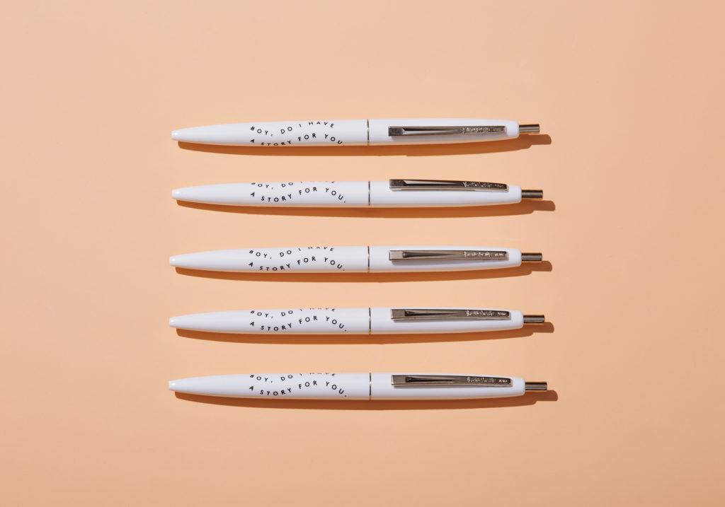 Becca pens