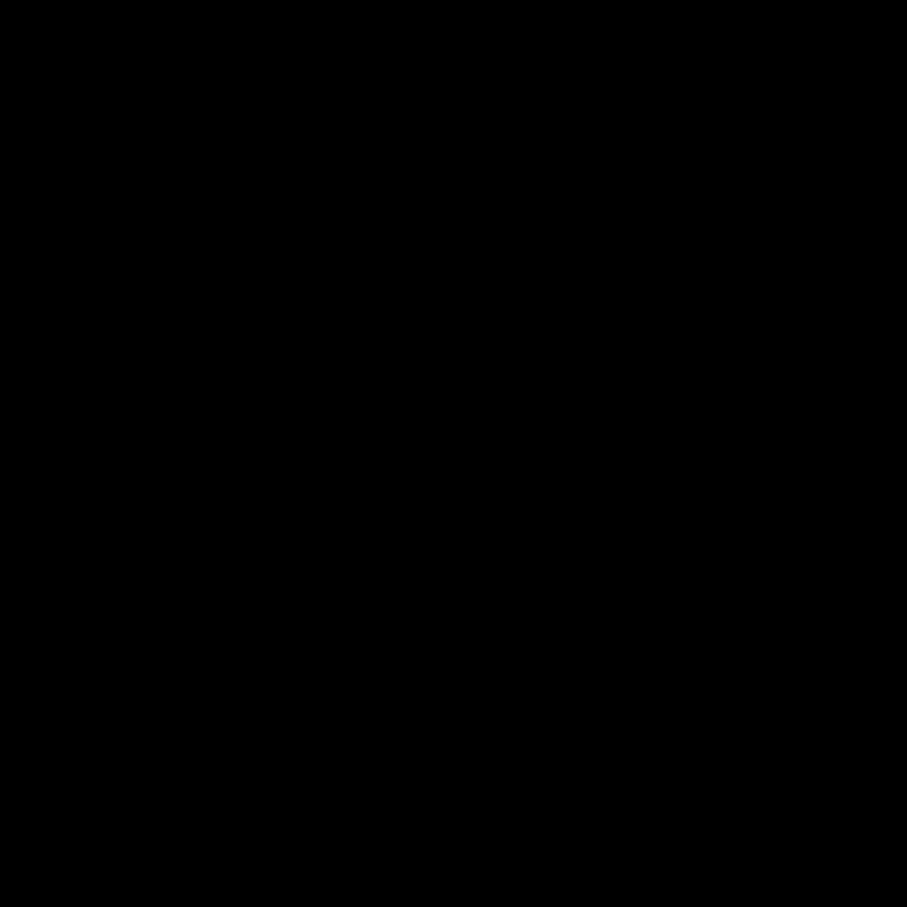 black and white organic pattern
