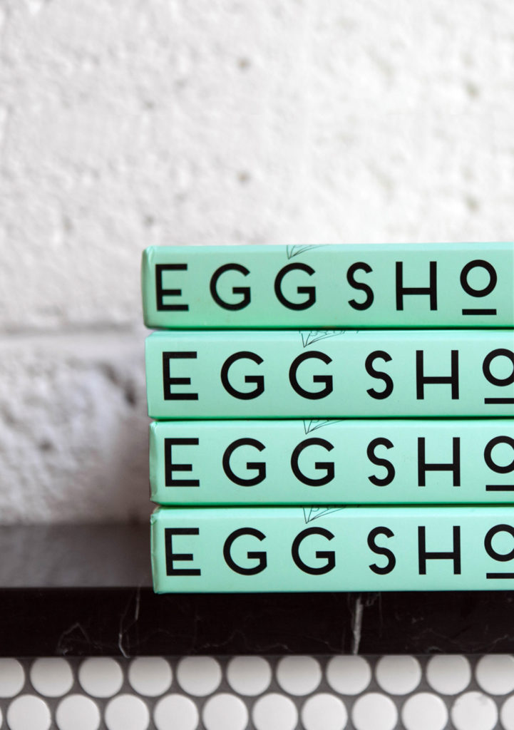Egg Shop cookbooks