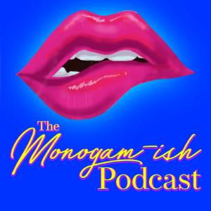 Monogam-ish Podcast Logo