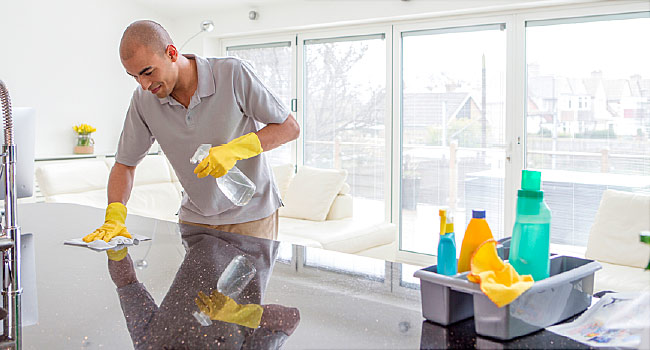 Tips to keep Kitchen Counters Cleaner, Forever