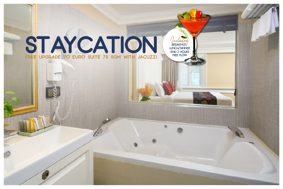 STAYCATION PROMOTION