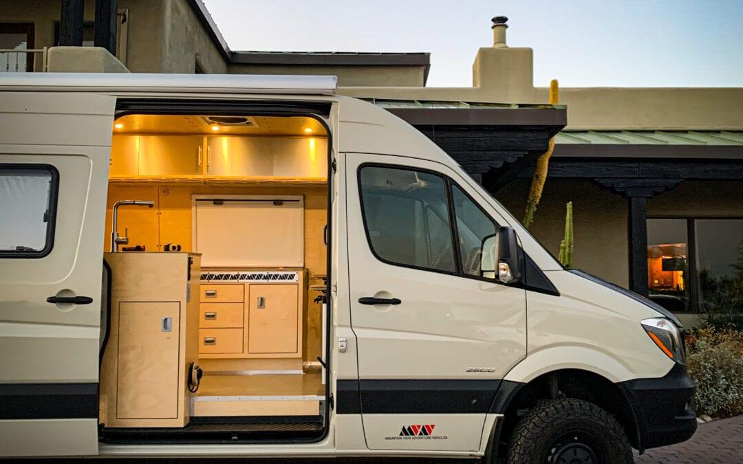 The MVAV Adventure Van Buyer's Guide