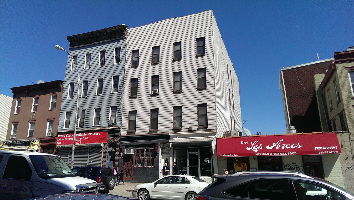 East Williamsburg, Brooklyn