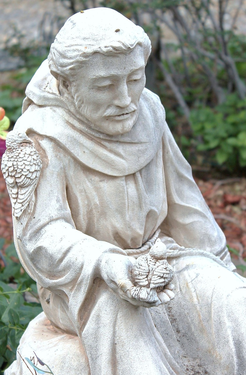 The Prayer of St. Francis