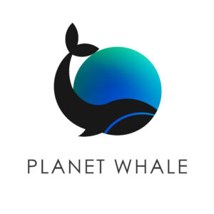 Planet Whale Logo
