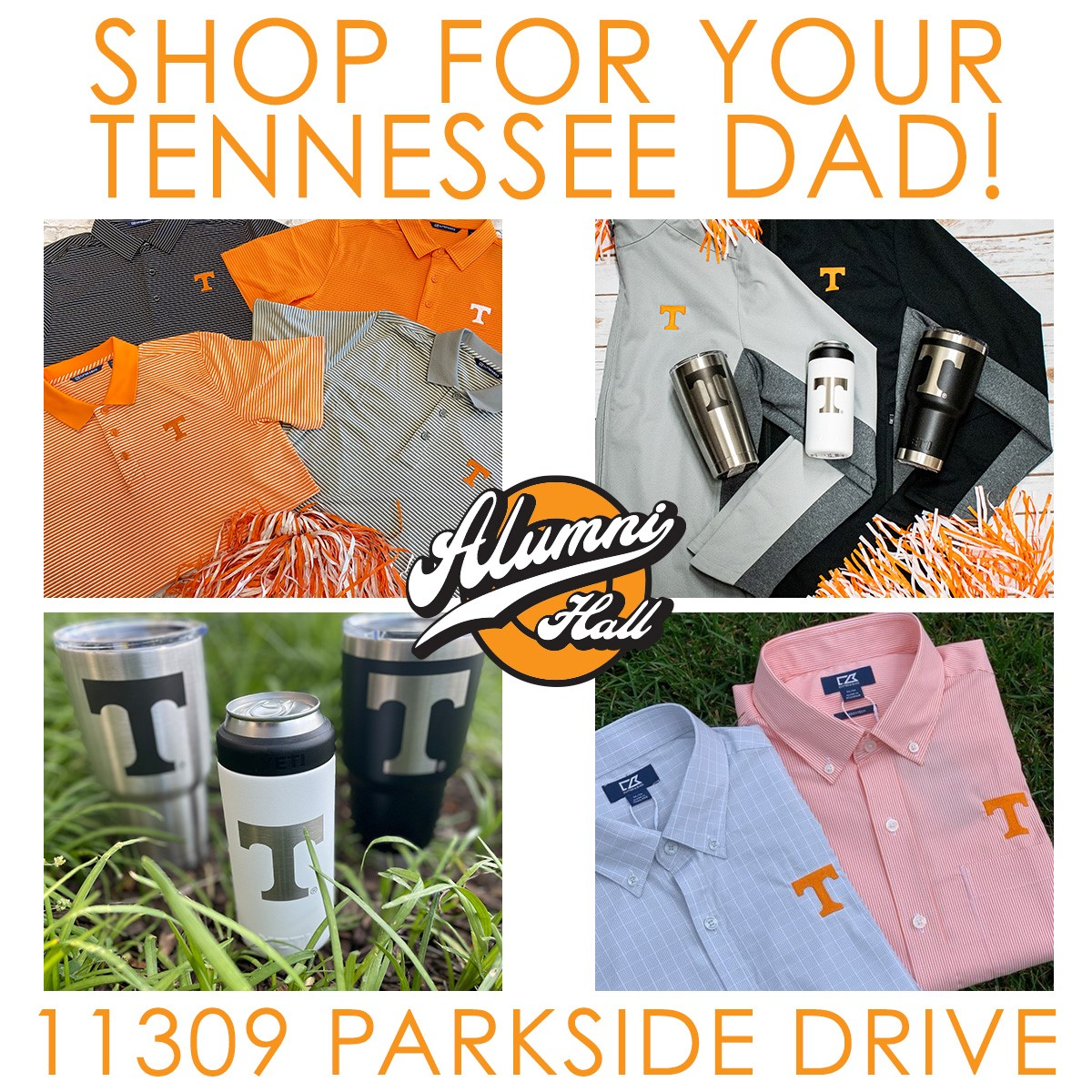 """Featured image for """"Shop for your Tennessee dad"""""""