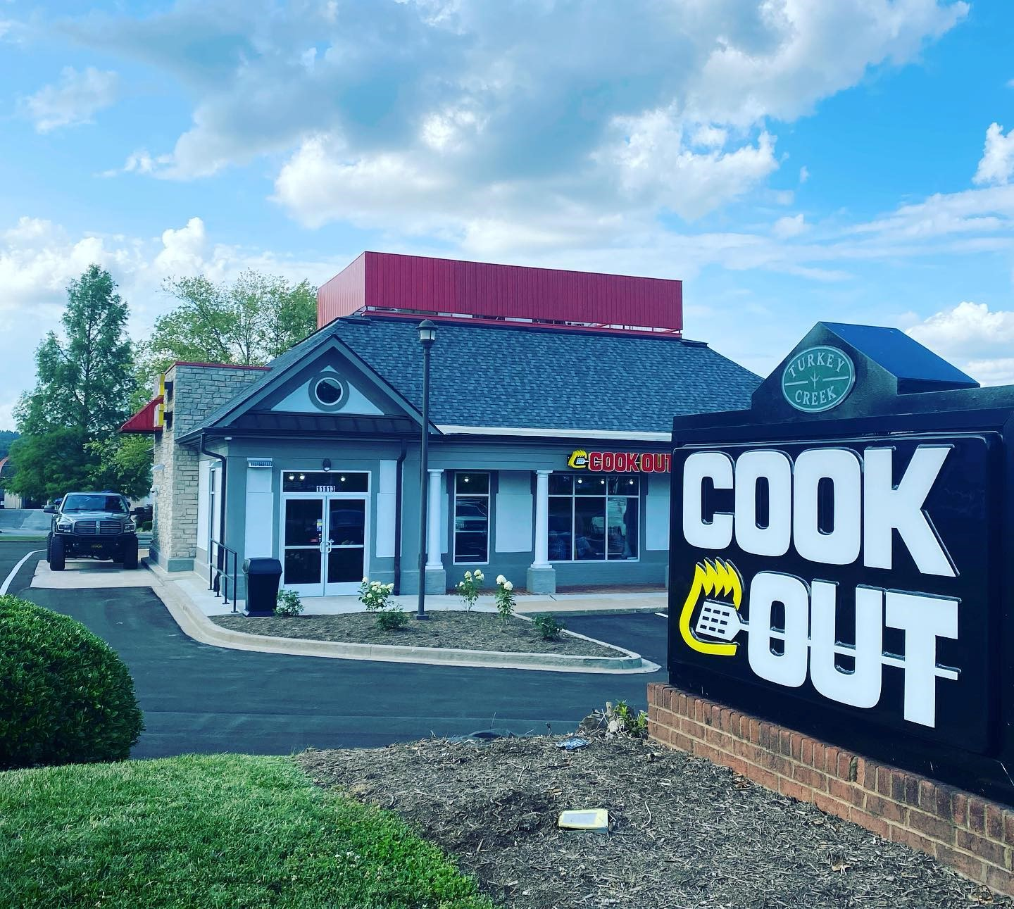 """Featured image for """"Cook Out now open"""""""