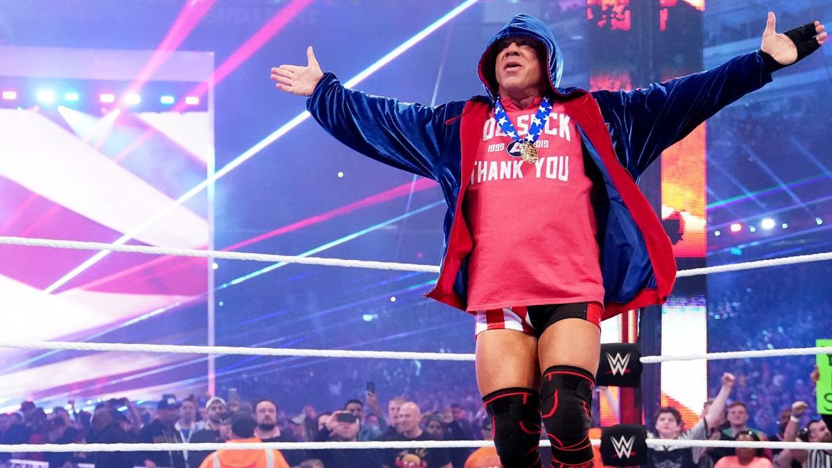 WWE WM 35