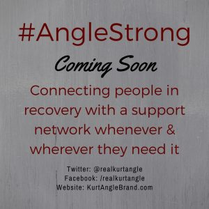 #AngleStrong App Coming Soon
