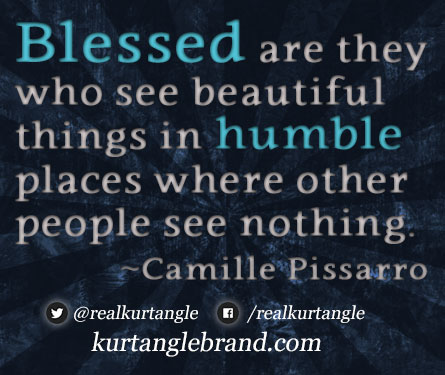 Blessed are they-Kurt Angle Official Blog