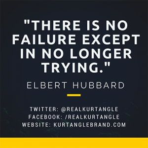 Fear of Failure- Kurt Angle Official Blog